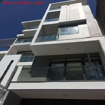 Nhà xây 4Lầu Mặt tiền  đường Trần Kế Xương P7 Qpn (đối diện Công Viên)